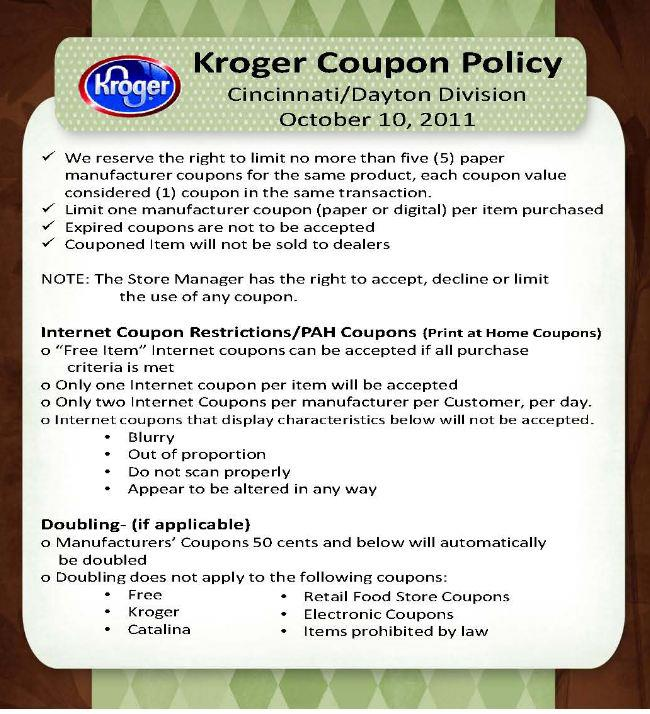 Manufacturer Coupons Mail >> Kroger Coupons Sent In Mail Bodybuilding Package Deals