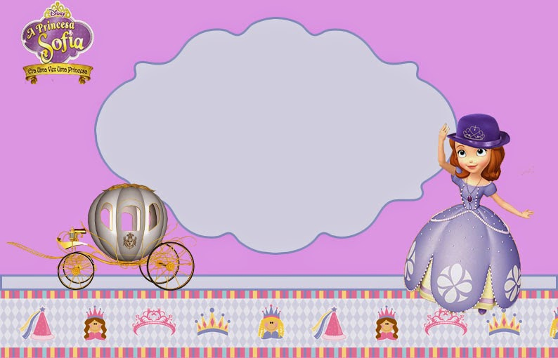 Free Princess Sofia Invitation Template orderecigsjuiceinfo