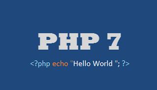 logotipo do php7