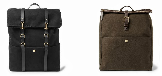 mochilas de lujo en mr porter