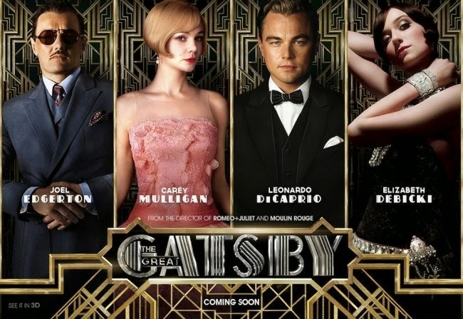 Película el Gran Gatsby