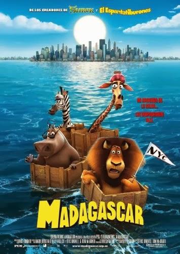 Filme Madagascar Dublado AVI DVDRip