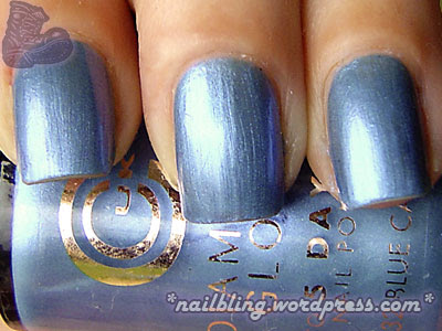 Constance Carroll Blue Candy Swatch