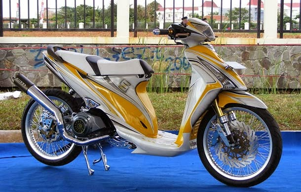 warna suzuki spin modifikasi