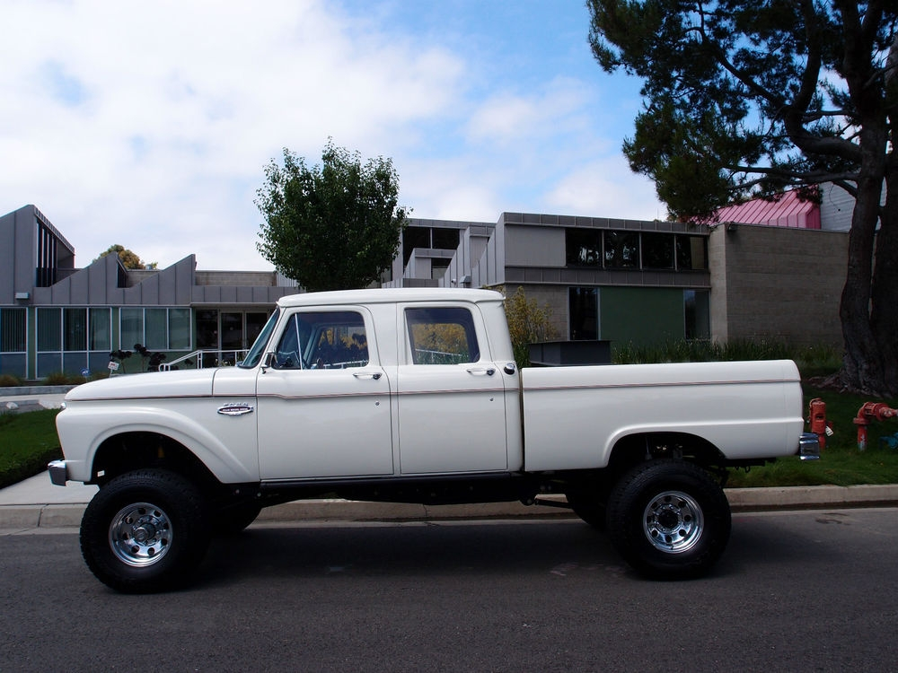 Ford F-250 Crew Cab 4x4 1966 | All Classic Cars New Zealand