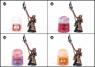 Les figurines du Pluirêveur - Raid de l'éclair sanglant - Page 2 Necron+Tutorial6