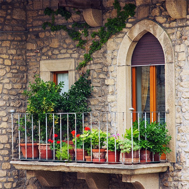 Small Apartment Balcony Decorating Ideas - AyanaHouse