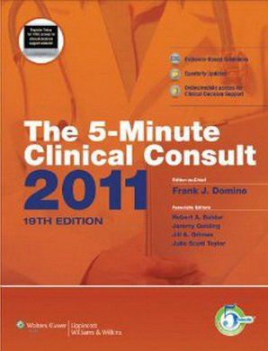 the 5 minute clinical consult pdf