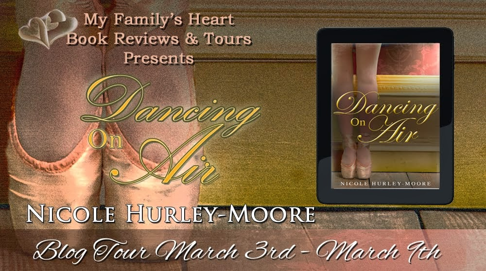 Dancing on Air Blog Tour