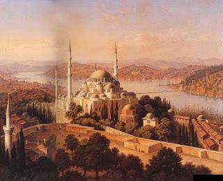 Süleymaniye franz von alt