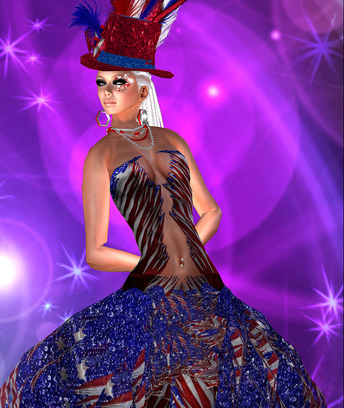 Becky Kénaan\'s Blog: ♥ CWS Styling Event: Fourth of July Theme \