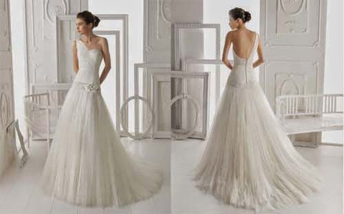 New Bridal Collection by Aire Barcelona 2014