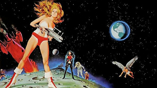 Barbarella's Galaxy