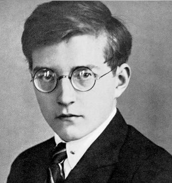 Dmitri shostakovich essay