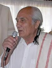 El cacique ranquel Germán Canhué falleció este viernes en la ciudad de Olavarría, Argentina