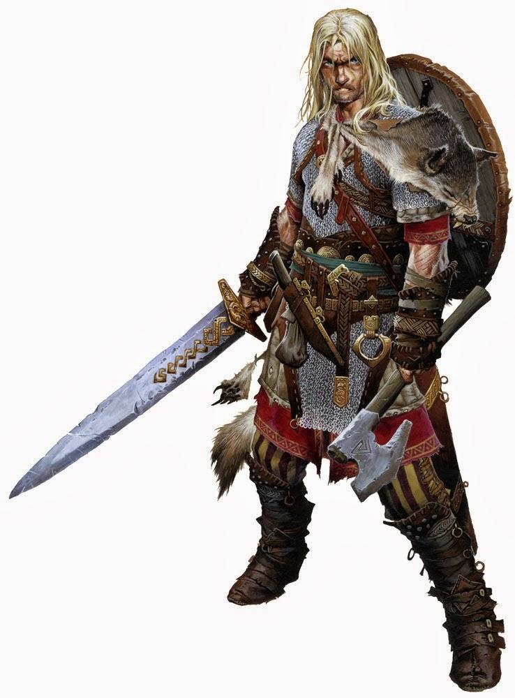 Guerreiro Norseman