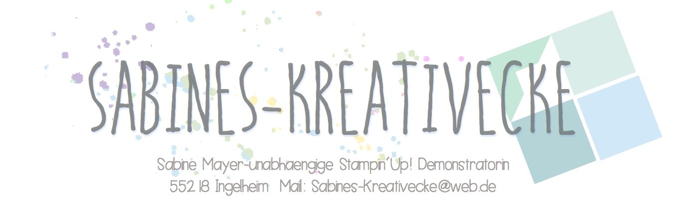 Sabines-Kreativecke