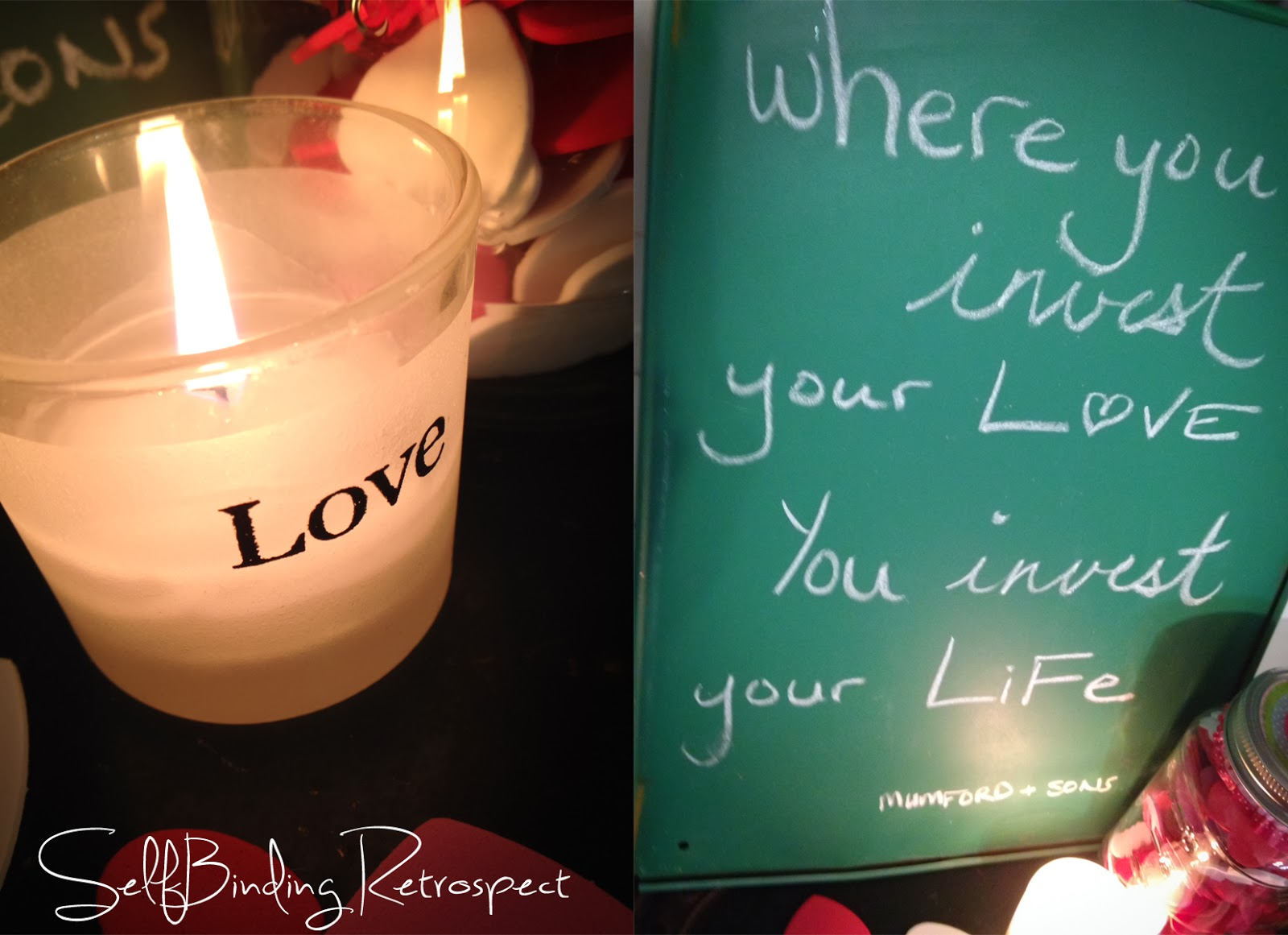 where you invest your love you invest your life, mumford and sons quote,