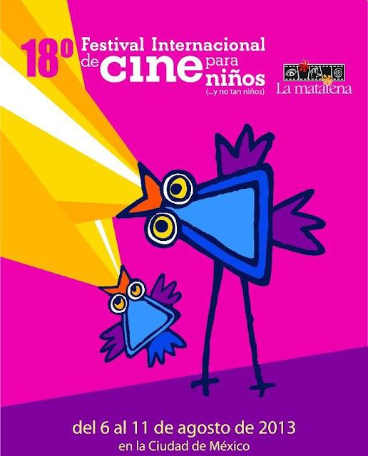18° Festival Internacional de Cine para Niños (...y no tan Niños)