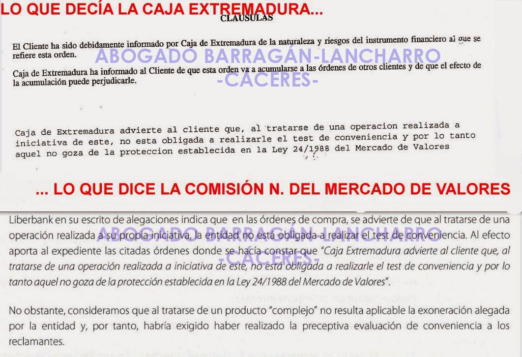 Barrag n lancharro abogados c ceres caja de extremadura for Caja de extremadura oficinas