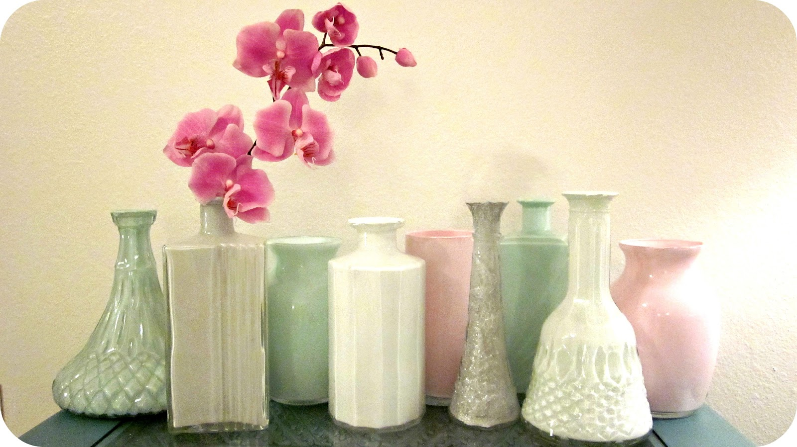 Live gorgeously painted thrift store dollar store vases painted thrift store dollar store vases reviewsmspy