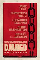 django unchained quentin tarantino poster