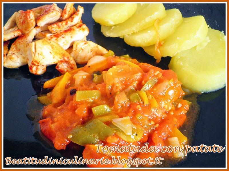tomatada con patate