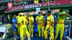 Smooth sailing for CSK vs KXIP