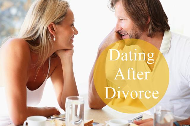 Man dating after divorce