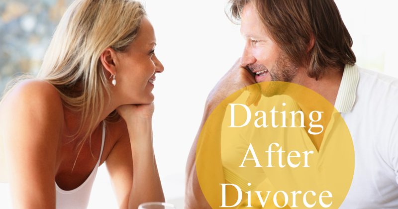 no dating after divorce