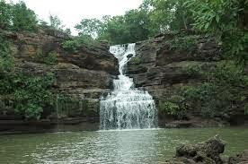 Pandav Falls Panna India