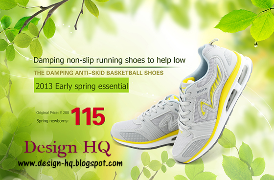 Spring running shoes special posters PSD material contains poster material, essential, non-slip, running shoes, concessions, arts and culture, shading, background, display panels design, book design, business finance, business cards, cards, cartoon, sliding door design, design elements, Real Estate, festivals, lace flower angle, invitations invitations, Encyclopedias, identification signs, menus, recipes, natural ecology, web design, packaging design, images of people, advertising posters, and so on material. Damping non-slip running shoes to help low  The damping anti-skid basketball shoes 2013 Early spring essential Tags: Design, PSD, photoshop, Posters, Material, Essential ,non-slip, running, shoes, discount, download, free Spring running shoes special poster PSD material | Download Free Photoshop PSD