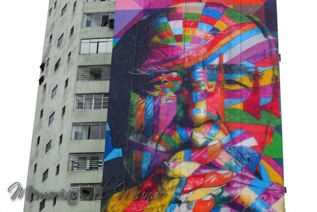 Arte Urbano en Sao Paulo