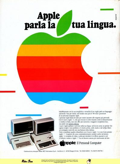 Apple computer (1983)