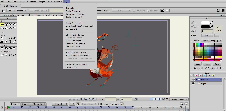Smith Micro Anime Studio Pro 11.2 Build 18233 (x86/x64)
