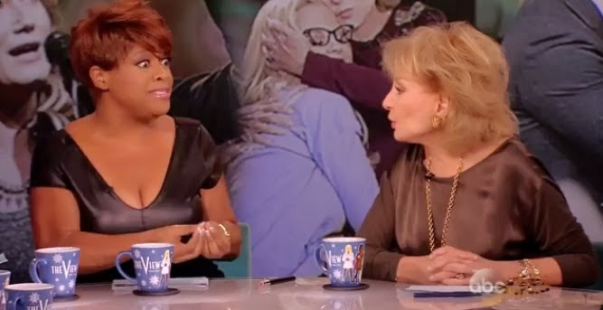 Woody Allen, Dylan Farrow, Sherri Shepherd, Barbara Walters, The View, Whorrified,