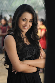 Trisha Krishnan in Dammu Looks Ultra Spicy Cute Tirsha