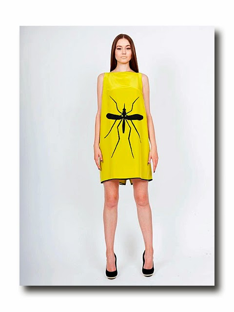 H m yellow dress  irs