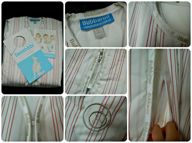 Bubbaroo Joey Swag Sleeping Bag Features