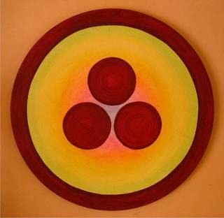 El Código Roerich y la Piedra de Chintamani (movido relación pax esferas y BSP)- PARRAVICINI Y LOS 3 CÍRCULOS Bandera+de+la+paz+-+Nicholas-Roerich.