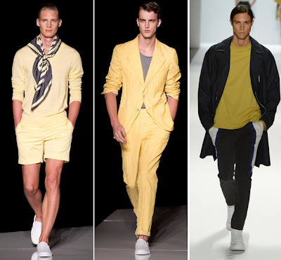esq yellow fashion week 2012 xlg