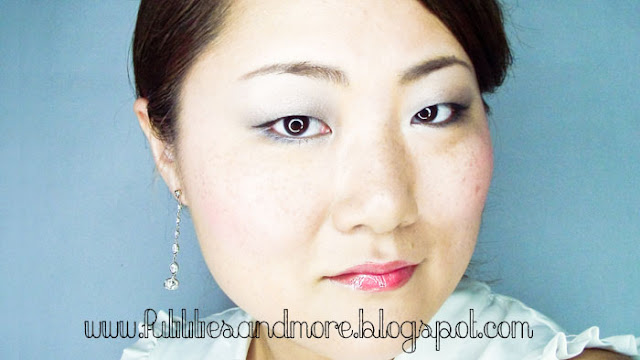 Asian Bridal Make-Up Tutorial, bridal, asian eyes, asian monolid, makeup tutorial, makeup reviews, product reviews, cosmetics, makeu up, makeup, maquillage, tuto, yeux, asiatique, futilitiesandmore.blogspot.com, futilities and more, futilitiesandmore