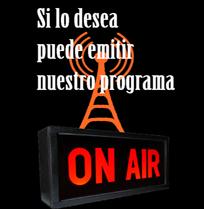 Emisión del programa