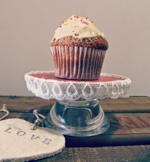 Presentación mini stand para cupcake