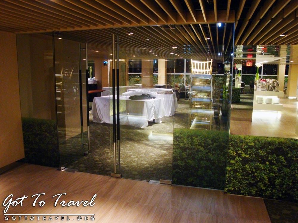 Midas Hotel Function Room