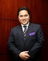 Profile Erick Thohir