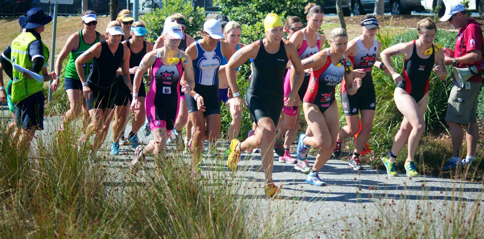 duathlon gold coast australia first leg energia sports