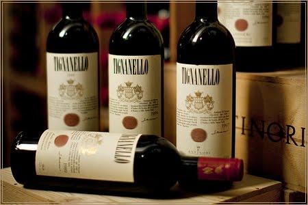 Tignanello, a favourite!