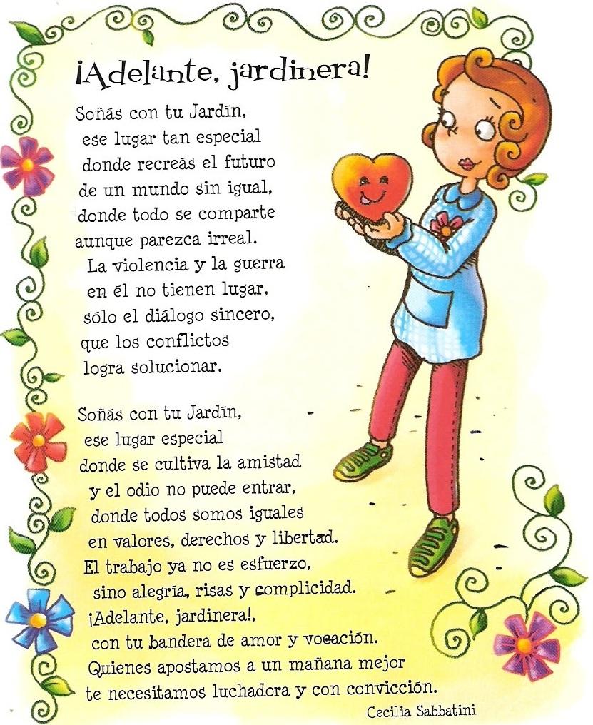 Poemas Para La Maestra