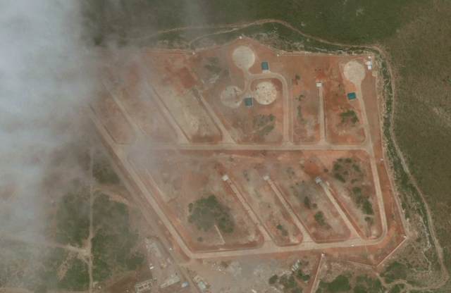 S-300 site at Mers El Kebir